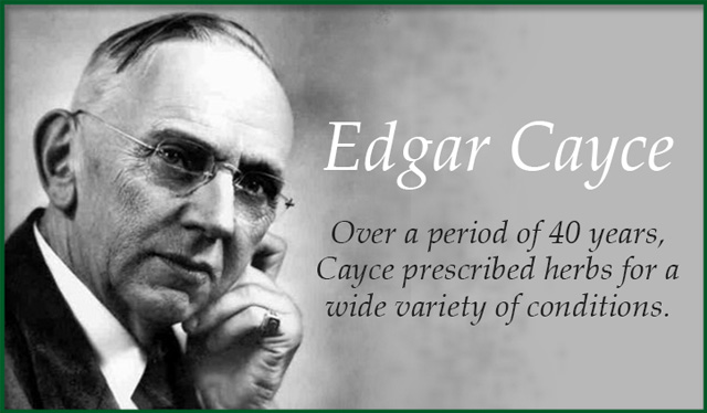 Edgar Cayce's Nature's Blessing Supplement Recommendations