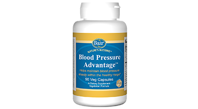 Nature's Blessing Blood Pressure Advantage