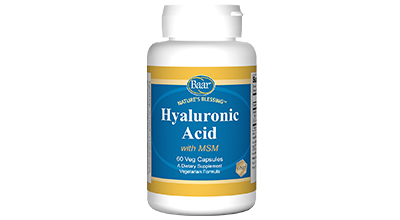 Nature's Blessing Hyaluronic Acid