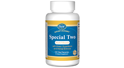 Nature's Blessing Special Two Multiple Vitamin