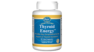Nature's Blessing Thyroid Energy